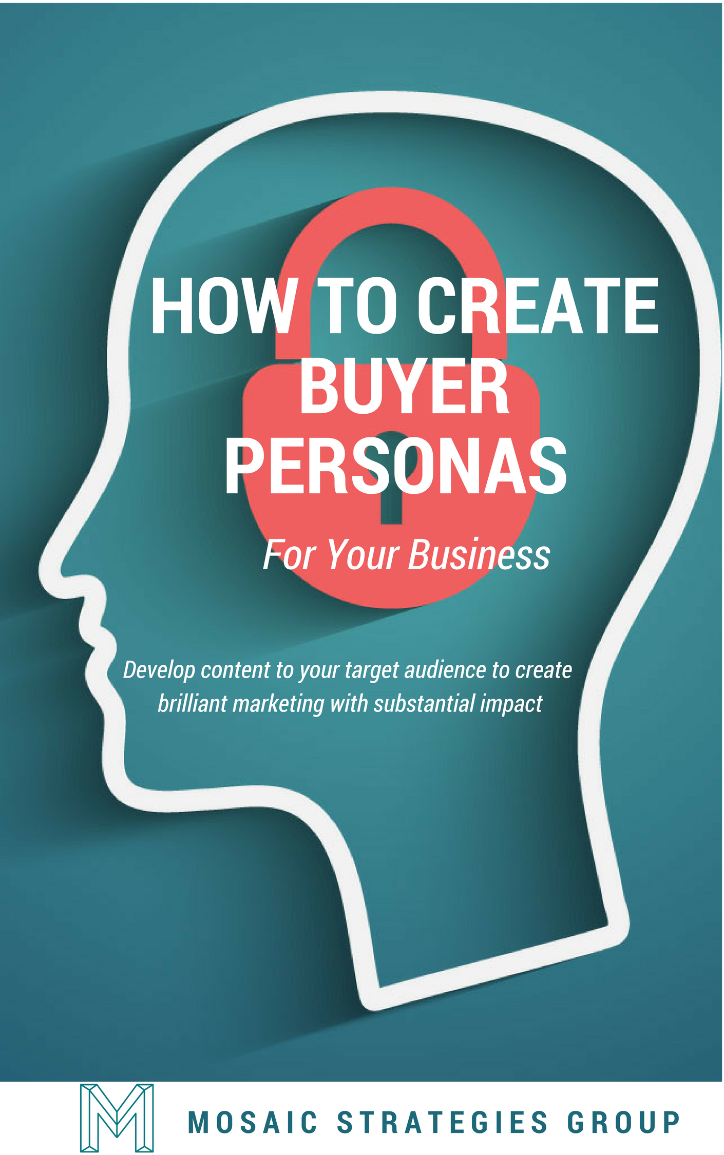 How to create buyer personas ebook